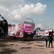 Prestation Haribo Technoparade