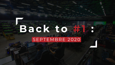 Back to #1 : Septembre 2020