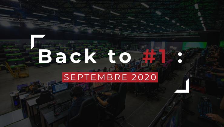 Back to #1 : Septembre 2020