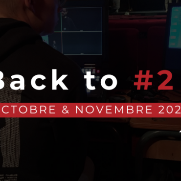 Back to #2 : Octobre & Novembre 2020