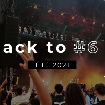 Le retour des festivals et un bel été pour les équipes PLF !